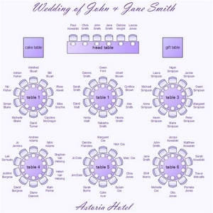 66 Best Images About Wedding Floor Plans On Pinterest