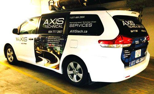 AxisTech Van 2