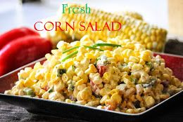 laughingspatula.com: Fresh Corn Salad!
