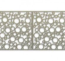 Pattern Library | Bok Modern B17 railing, fences gates, metal panels bokmodern…