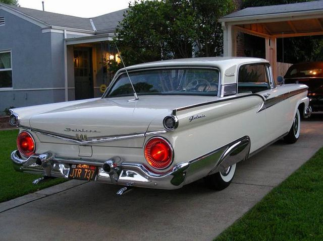 59 Ford Fairlane | 59 Ford Galaxie Fairlane 500 - Hard-top – Beautifull7(Jpw~~_3 ...