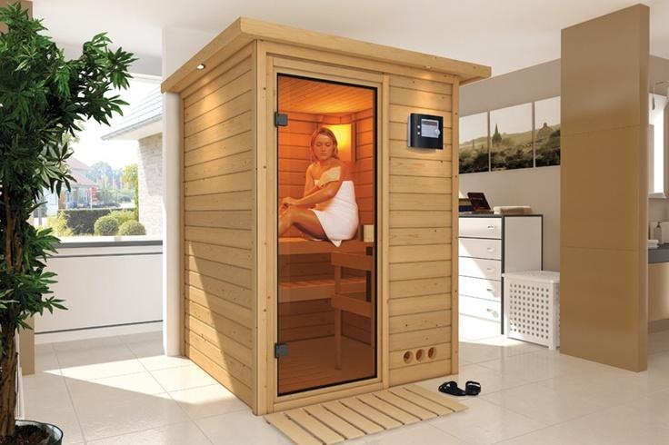 Karibu Systeem sauna - Nadja Basismodel
