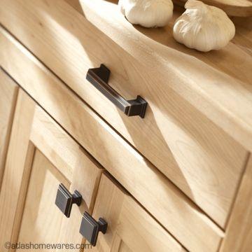 Elegant atlas Bronte Cabinet Hardware