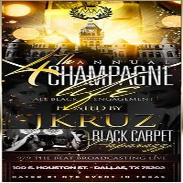 New Years 2015 Champagne Life at The Old Red Courthouse, 100 south houston street, Dallas, Texas, 75202, US on 31 Dec 2014 at 9pm to 4am. Rated #1 Nye Event In Texas5mademen Llc, Old Red Museum, And Hennessy Presents 4th Annual New Years Eve Champagne Life, All Black Engagement, Professional Distinction Sponsored By: Hennessy Breaking News $5 Drink Specials From 8-10pm Only At Champagne Life 2015. URL: Booking: http://atnd.it/18774-1, Category: Nightlife, Price: See Website.