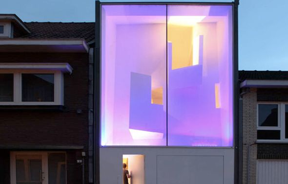 The Narrow House | AA13 – blog – Inspiration – Design – Architecture – Photographie – Art