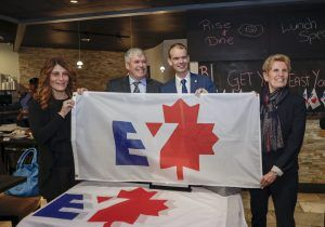 Residents encouraged to fly the flag for East York