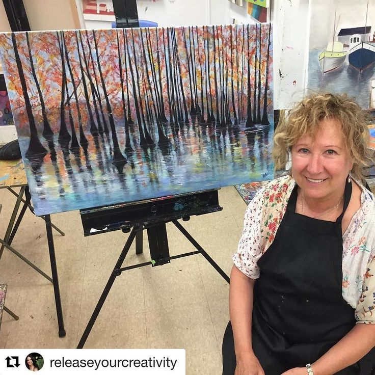 Wow!!! #Repost @releaseyourcreativity ・・・ Gorgeous landscape acrylic painting created by Pato Barg @theartstudiony in our Wednesday painting class. #artclass #artclasses #acrylicpainting #canvaspainting #theartstudiony #releaseyourcreativity #rebeccaschweiger #createalifeyoulove #mixingcolors #landscape #landscapepainting #getinspired #everyonecandoit #patobarg Reposted Via @theartstudiony