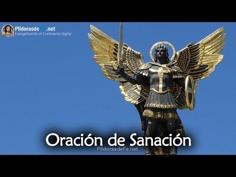 Oración de sanación: Los ángeles nos defienden y la Iglesia los honra - YouTube