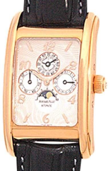 """Audemars Piguet """"Edward Piguet"""" Perpetual Calendar 18K Rose Gold Strap Watch.  Audemars Piguet watch – search for AP watch can be AP watch men, AP watch price, ap watch for sale or audemar watch."""