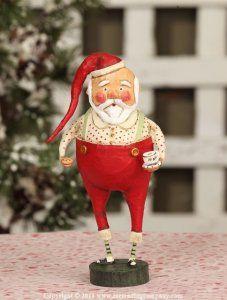 Mr. Claus                                                                                                                                                                                 Plus