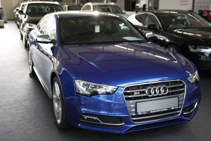 Audi S5 !