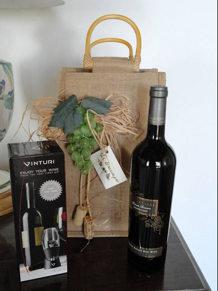 Party or wedding favor for vineyard/wine theme party or wedding
