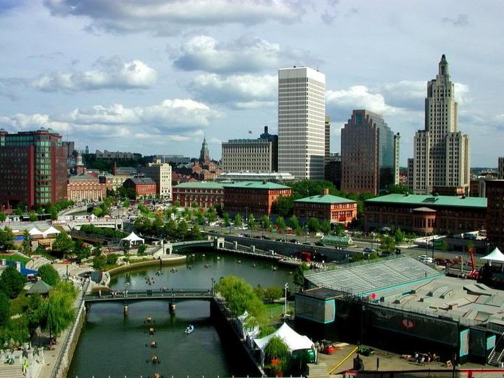Providence, Rhode Island #VisitRhodeIsland
