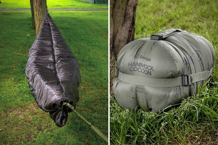 Snugpak Cocoon Hammock | Suspendable tent built to combat cold weather