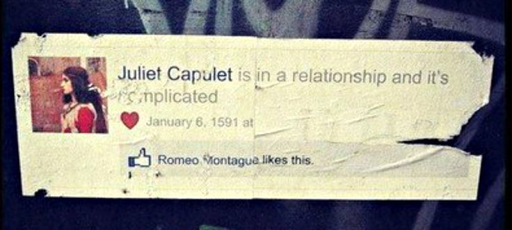 Relationships in romeo and juliet