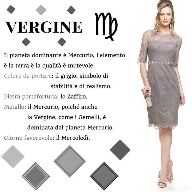 #Vergine #virgo #zodiac #zodiaco #grigio #grey #newyear #2016  #dress #outfit #woman #girl #fabianaferri #mercurio #mercury