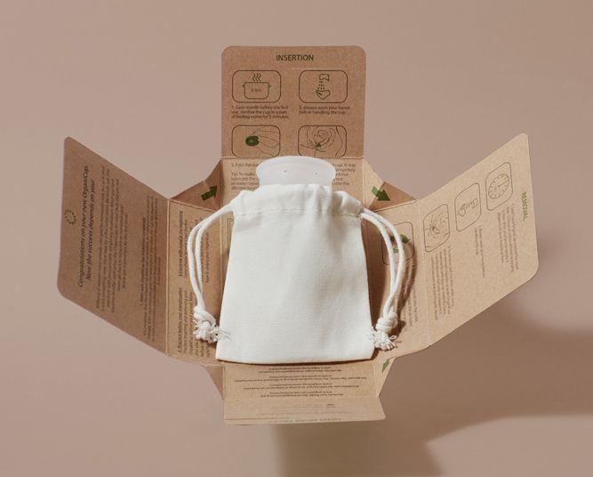 Copo Menstrual OrganiCup | Tudo o queres saber sobre | BAZAR BAZAR | Eco-Shop, Eco-Design