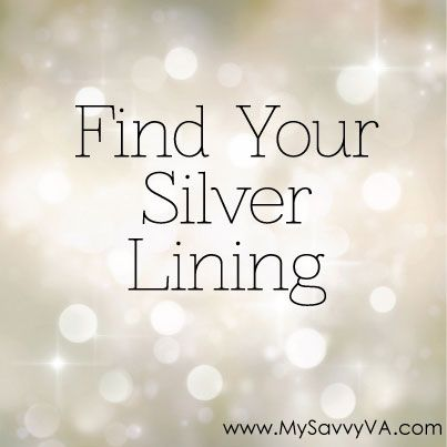 Find your silver lining!