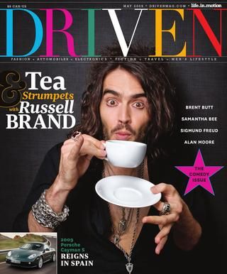 ISSUU - DRIVEN - May 2009 by Driven Magazine