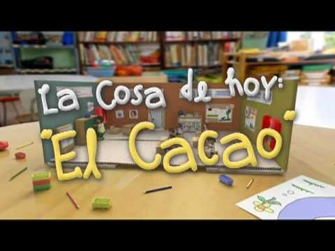 """Samuel y las cosas """"CACAO"""" - YouTube"""