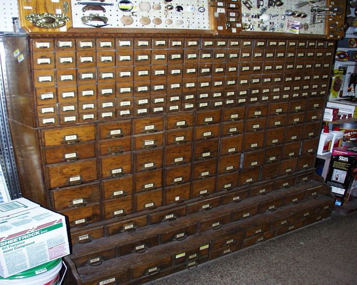 antique parts cabinet - 71 Best Antique Drawer Cabinets I Want Images On Pinterest