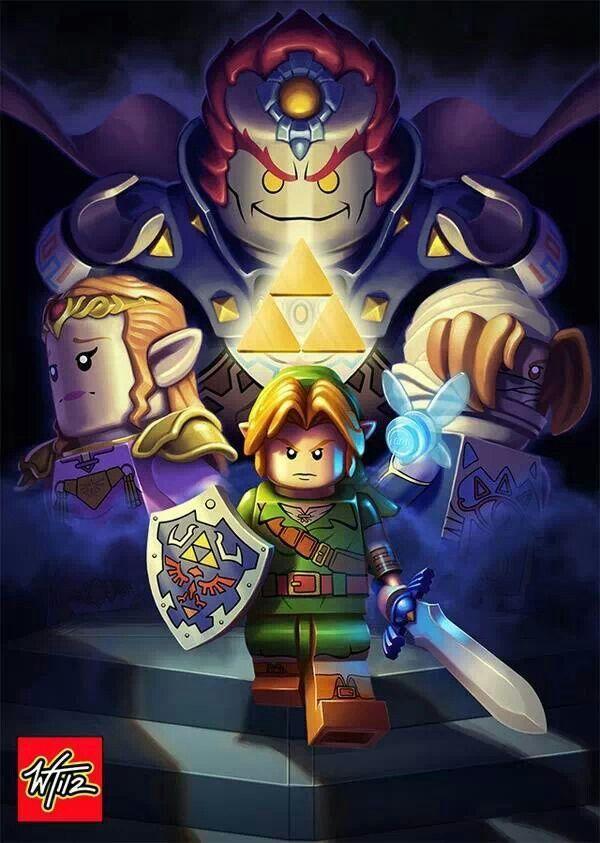 Legend of Zedia | Legos | Pinterest