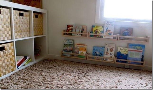 3 astuces et 2 conseils pour une chambre d�enfant dans la philosophie Montessori.