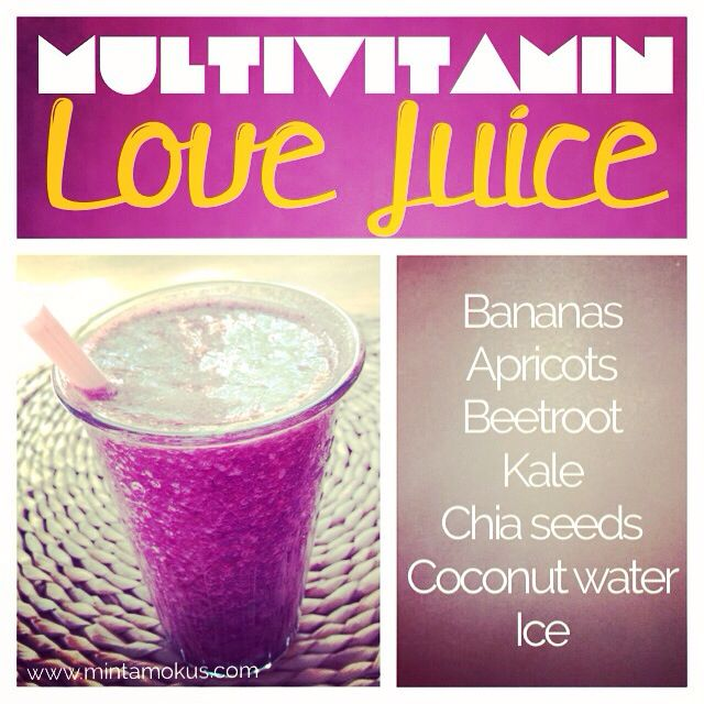 Multivitamin Juice. Very healthy, very nice x