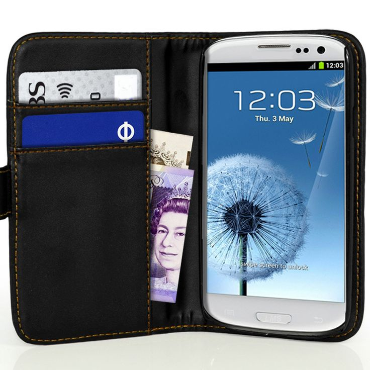 New Case - Samsung Galaxy S3 i9300 Leather Wallet Case - Black, $9.95 (http://www.newcase.com.au/samsung-galaxy-s3-i9300-leather-wallet-case-black/)