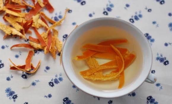 Teát főzött narancshéjból, nem gondolta volna, hogy ez lesz a testével!