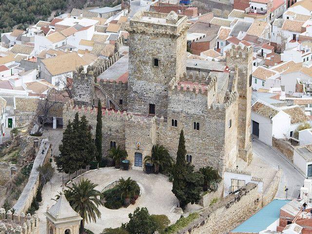 España Los castillos de Córdoba: Espejo