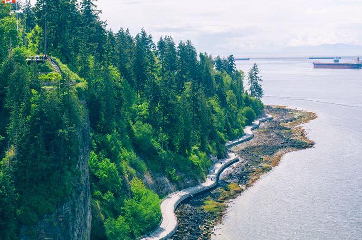 Very green Vancouver #samesunvancouver