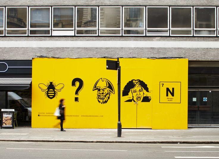 The best hoarding design ideas on pinterest