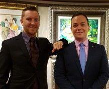 Auctioneer Spotlight: Michael Cowan and Christopher Harrison