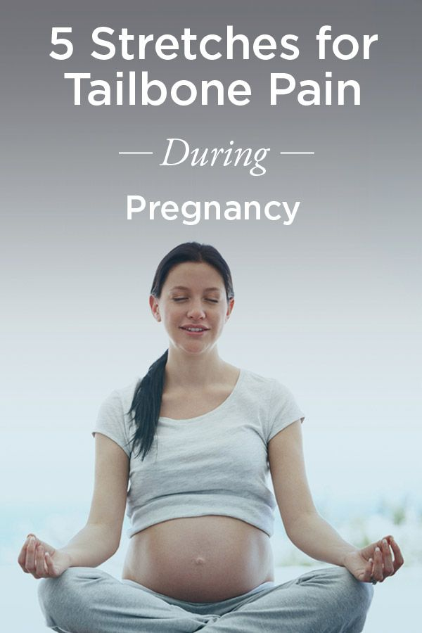 5 Stretches for Tailbone Pain During Pregnancy