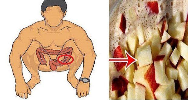 Voici une recette naturelle très efficace pour nettoyer le côlon et le débarrasser des déchets, à base de miel, de pomme, de graines de chia et de lin.