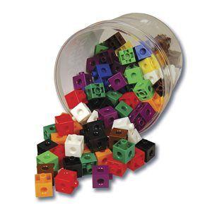 Cubes à imbriquer 2 cm
