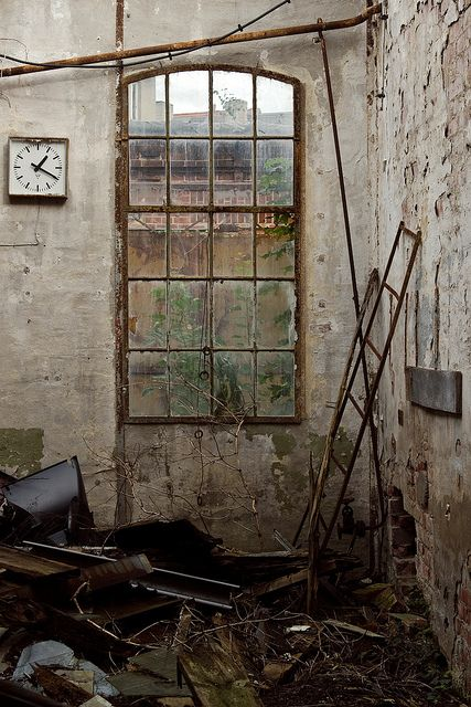 Deine Zeit läuft ab / your time is running out by aufziehvogel2006, via Flickr