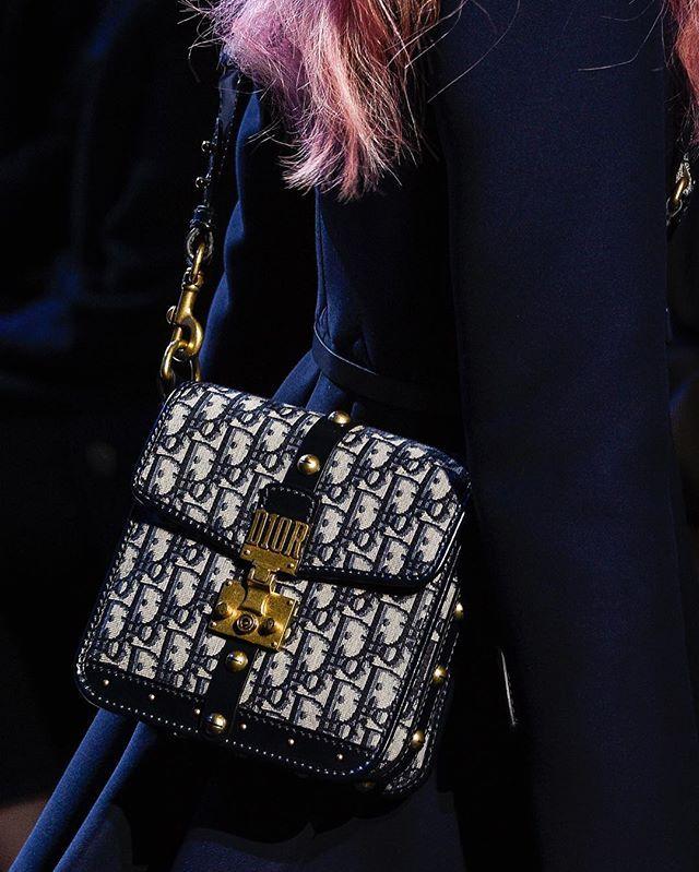 Monogram 圖案設計再次被重視了#Dior #fw1718 #PFW #parisfashionweek #runway #fashion #handbag #monogram #mariagraziachiuri #harpersbazaarhk #bazaarhk #vc  via HARPER'S BAZAAR HONG KONG MAGAZINE OFFICIAL INSTAGRAM - Fashion Campaigns  Haute Couture  Advertising  Editorial Photography  Magazine Cover Designs  Supermodels  Runway Models