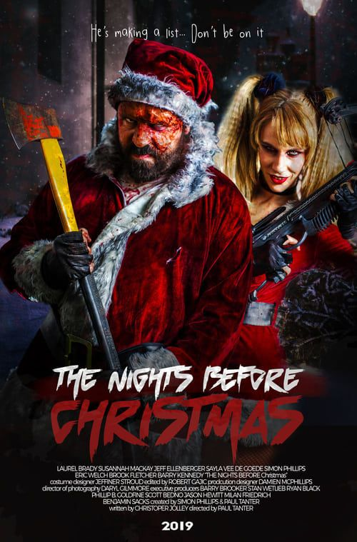 18 The Nights Before Christmas 2020 English 720p Hdrip 800mb Download In 2020 The Night Before Christmas Hd Movies The Night Before