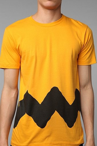 Charlie Brown Tee -- I really do have one. :D