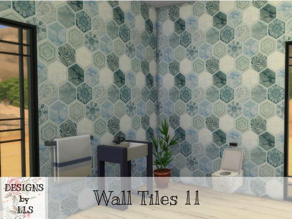Mixed Hexagon Tile In 2020 Hexagon Tiles Tiles