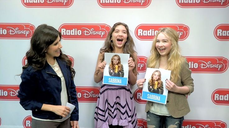 Rowan Blanchard and Sabrina Carpenter Who Is More Likely | Radio Disney ...