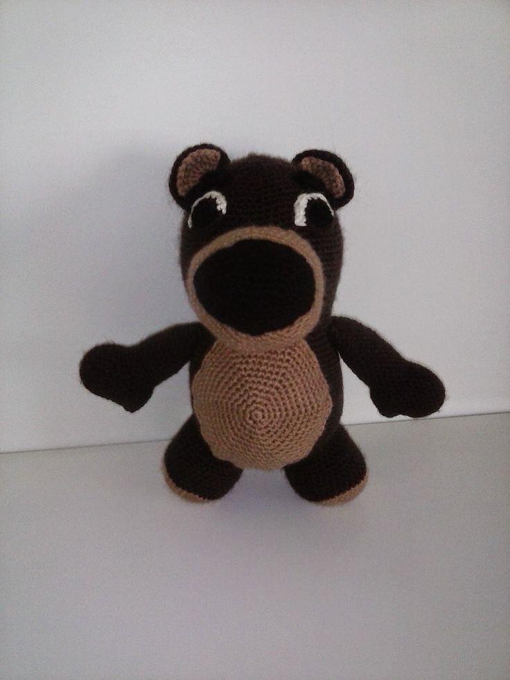 Oso Lotso en marrón