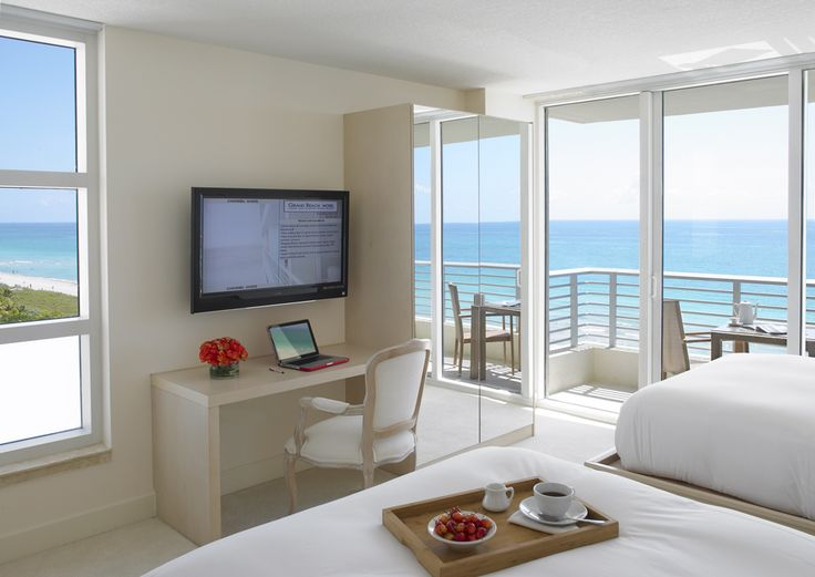 This Miami Hotel Wont Disappoint Enjoy The Newly Built Grand Beach