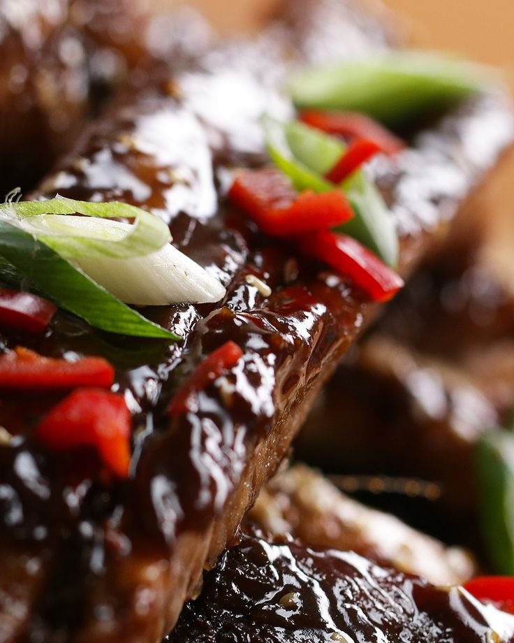Slow Cooker Ribs (Asian Style)