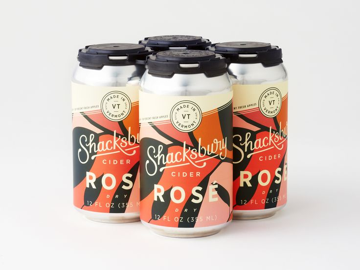 The Year of Rosé Cider Is Upon Us | Shacksbury, Angry Orchard, and Crispin have just introduced pink-hued ciders.