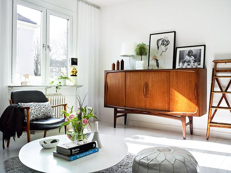 106 best Midcentury Living Room images on Pinterest | Home, Living ...