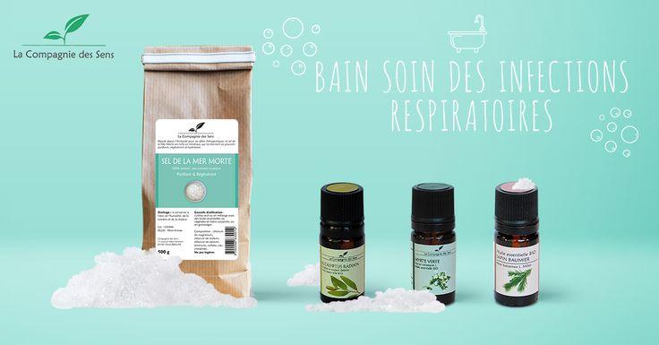 Réalisez vous-mêmes un bain contre les infections respiratoires !