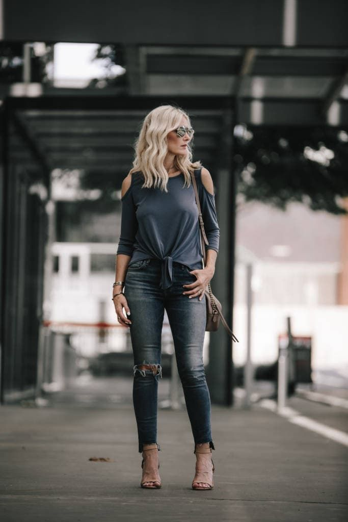 COLD SHOULDER TOP ONLY $29 + MY TOP PICKS FROM THE NORDSTROM HALF YEARLY SALE